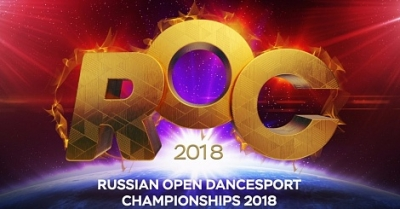 Russian Open DanceSport Championships - 2018