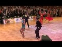 WDSF GS Latin Stuttgart - JIVE Final