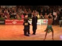 WDSF GS Latin Stuttgart - PASO Final